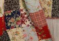 vintage patchwork quilt ba girl nursery country quilts Stylish Country Patchwork Quilt Patterns