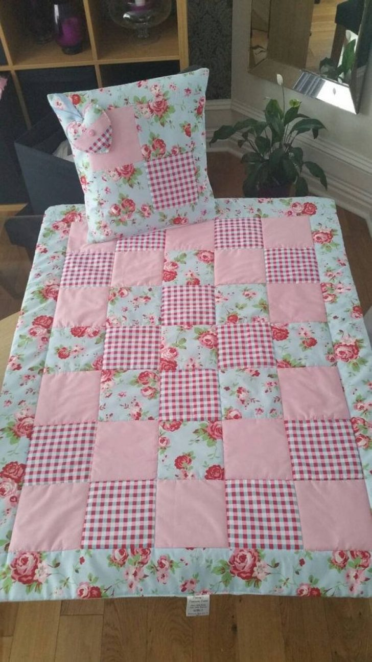 Permalink to Stylish Cot Quilt Patchwork Patterns Inspirations