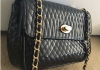 vtg bally lambskin quilted cb Modern Vintage Bally Quilted Bag