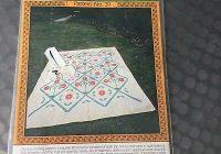 vtg mountain mist quilt pattern 31 pomegranate applique quilt sealed ebay Interesting Mountain Mist Quilt Patterns Gallery