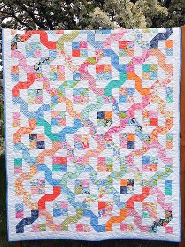 Permalink to Unique Nine Patch Quilt Patterns Inspirations