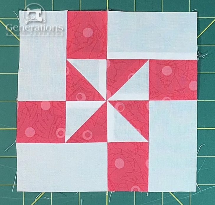 Permalink to Interesting Windmill Quilt Block Pattern Gallery