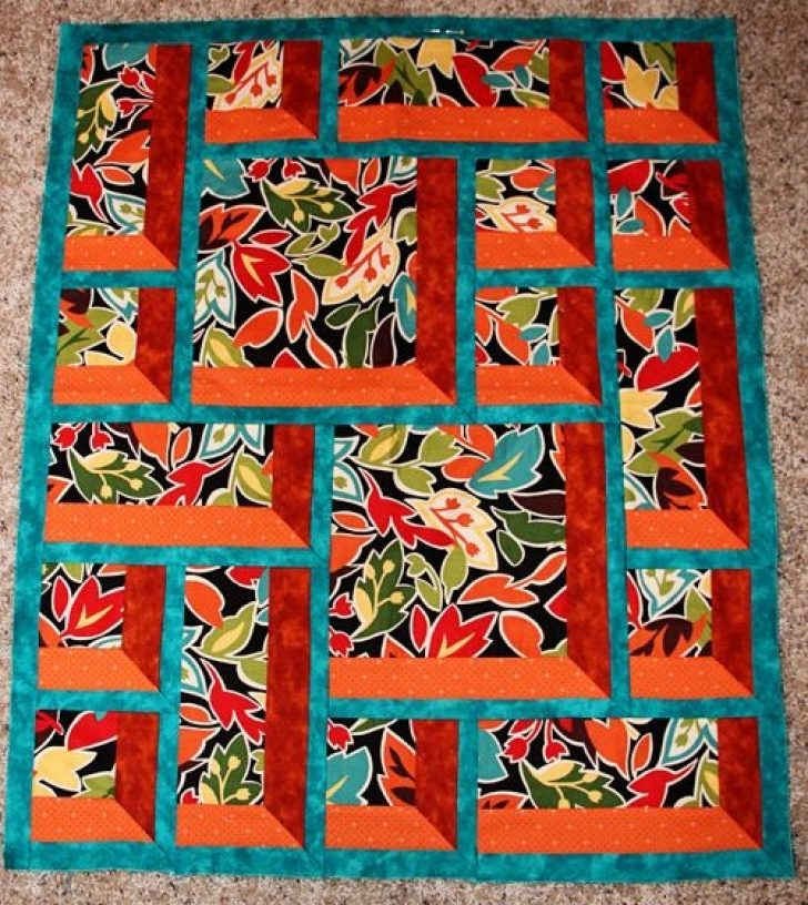 Permalink to Cool Window Pane Quilt Pattern Inspirations