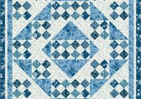 winter quilt patterns Unique Blue And White Quilt Patterns Gallery