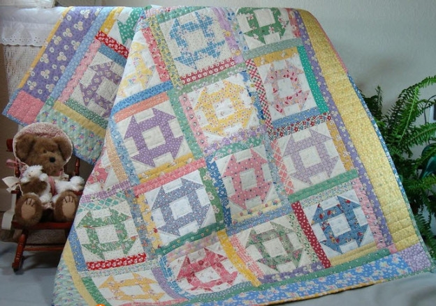 10 traditional patchwork quilt blocks for beginners whats Elegant Traditional Patchwork Quilt Patterns
