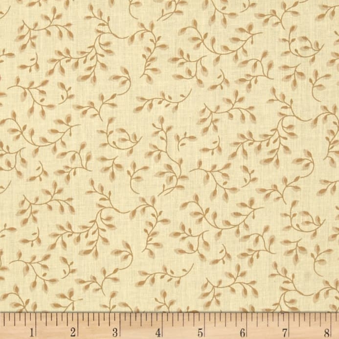 108 wide folio tan Cozy Quilt Backing Fabric 108 Wide