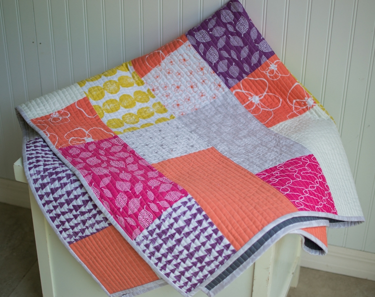 11 modern quilt patterns for you to sew all easy and free Cozy Modern Quilt Patterns Contemporary Inspirations