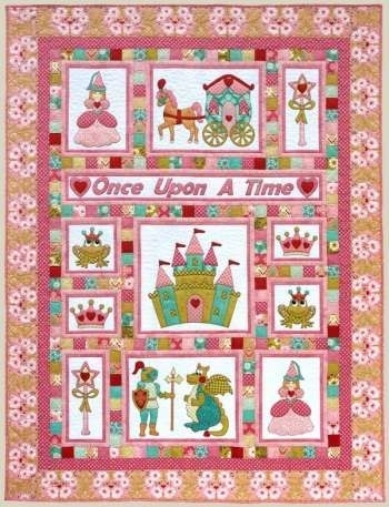 113 best vintage applique ba quilts images on pinterest ba Cozy Vintage Baby Quilt Panels Gallery