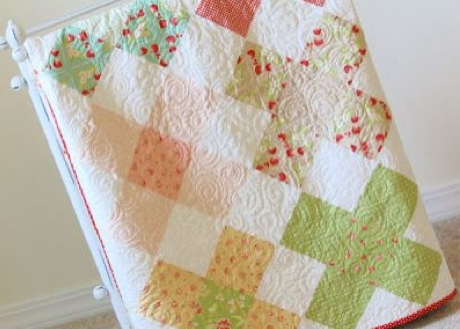 12 free charm pack quilt patterns to stitch up Interesting Charm Square Quilt Pattern Gallery
