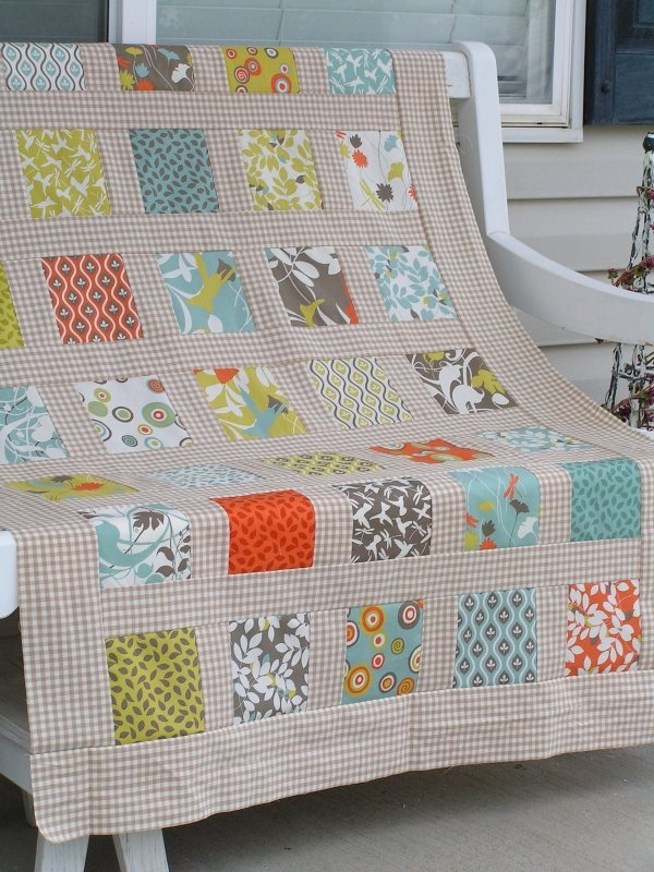 14 free modern quilt patterns for the 21st century quilter Stylish Contemporary Quilt Patterns Inspirations