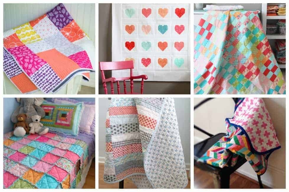 15 simple and beautiful quilt patterns for beginners ideal me Cozy Beginner Quilts Patterns Gallery