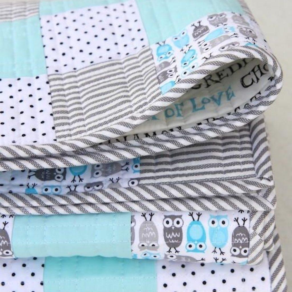 18 perfect little ba quilt patterns quilts ba quilt Unique Patchwork Baby Quilt Patterns Inspirations