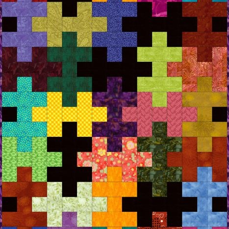 20 easy quilt patterns for beginning quilters Unique Quilting Squares Patterns Gallery