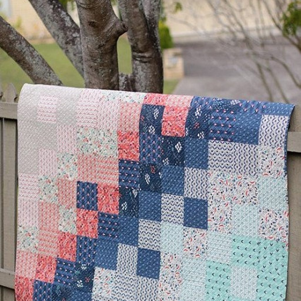 25 ba quilt patterns the polka dot chair Stylish Patchwork Cot Quilt Patterns Gallery