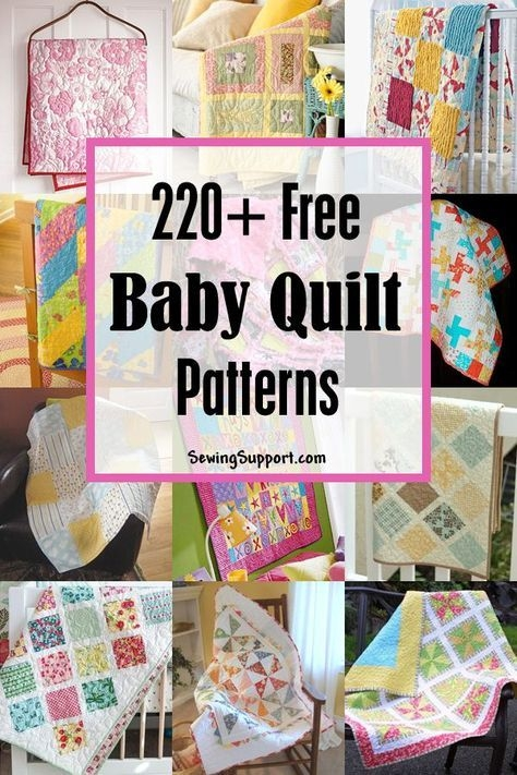260 free ba quilt patterns sewing ba quilt patterns Elegant Pinterest Baby Quilts To Sew
