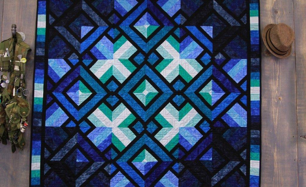 3 dudes quilt pattern quilt block patterns jellyroll Unique 3 Dudes Jelly Roll Quilt Inspirations