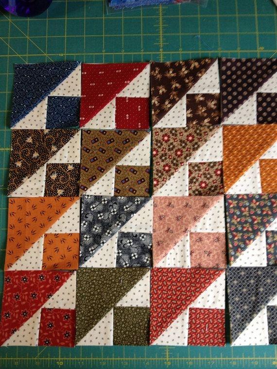 3 mini quilt civil war reproduction quilt blocks doll quilt Civil War Reproduction Quilt Patterns Inspirations