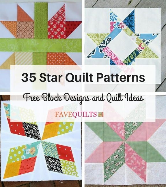 35 free star quilt patterns free block designs and quilt Interesting Free Block Quilt Patterns For Beginners Inspirations