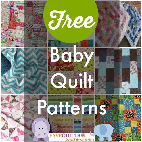 40 free ba quilt patterns quilty things free ba Stylish Patchwork Cot Quilt Patterns Gallery