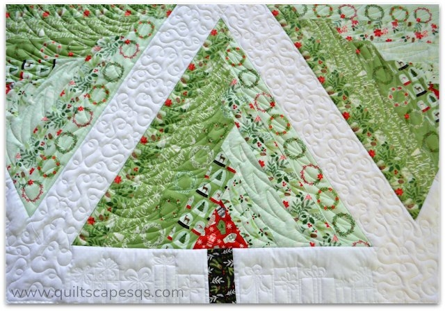 40 tree skirts free patterns to sew applegreen cottage Interesting Tree Skirt Quilt Pattern Gallery