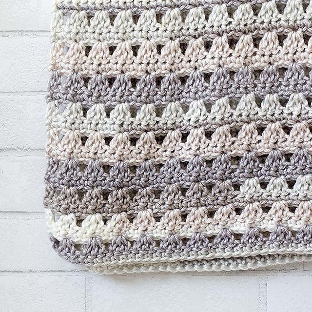 7 easy afghan crochet patterns Unique Crochet Quilt Patterns Beginners