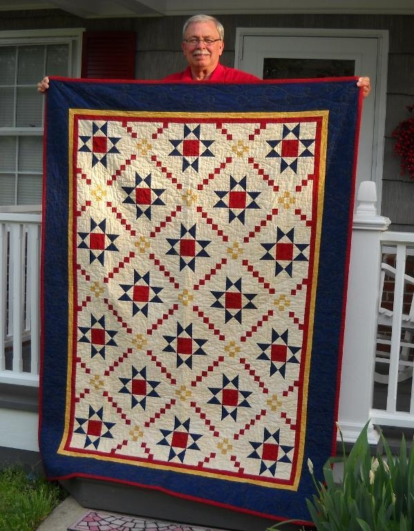 7 traditional quilt patterns guaranteed to impress Elegant Traditional Patchwork Quilt Patterns