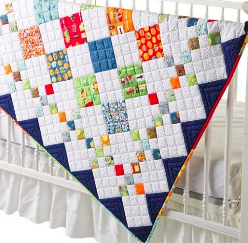 8 ba boy quilt patterns thatll bring you joy Interesting Quilts For Babies Patterns Inspirations