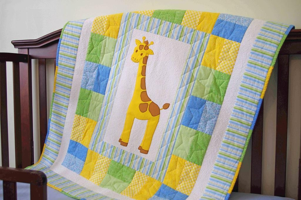 8 free ba quilt patterns that are too cute to resist Stylish Cot Quilt Patchwork Patterns Inspirations