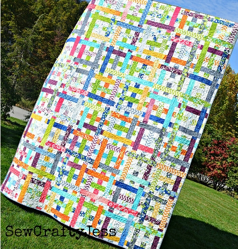 8 strip quilt patterns to bust your stash get em here on 2 1 2 Strip Quilt Patterns