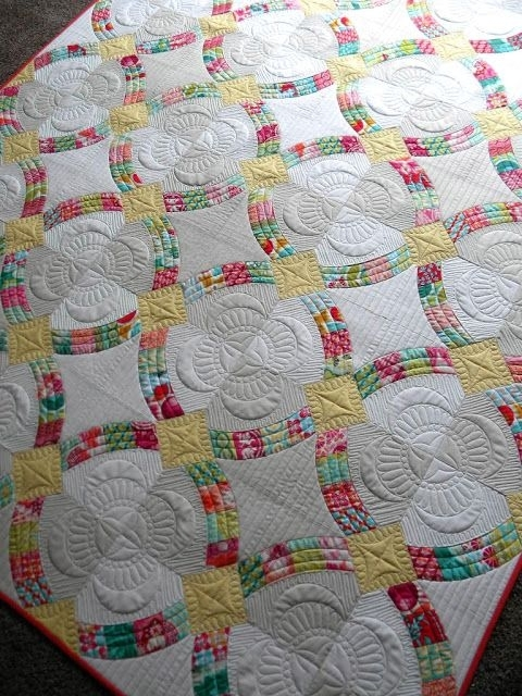 81 best metro rings quilts images on pinterest longarm Quilt Sew Easy Hoop Gallery