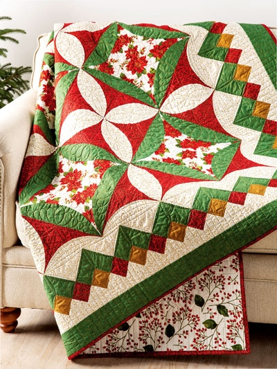 a christmas legacy quilt pattern Christmas Quilt Pattern