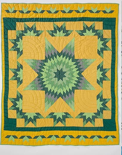 a spectacular collection of native american quilts arts Interesting Jackson Star Quilt Pattterns Inspirations