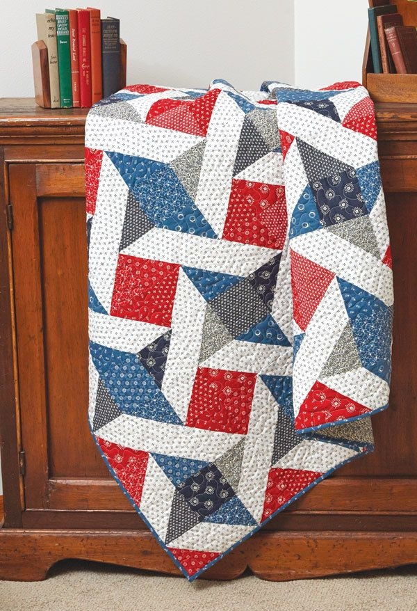 about fons porter a division of patriotic quilt Unique Fons And Porter Pattern For Quilts Of Valour