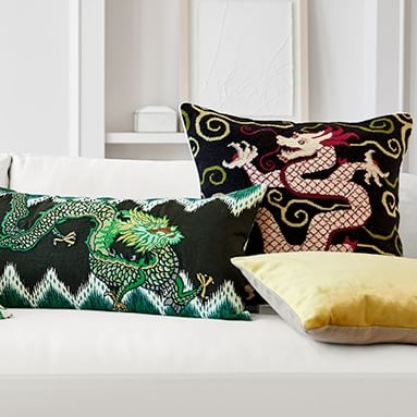 accent pillows throws williams sonoma Elegant Duch Boy Quilt Pillow Accesdoriies Gallery
