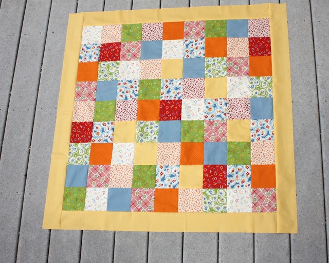adding borders 101 diary of a quilter a quilt blog Modern Sewing A Border On A Quilt Inspirations