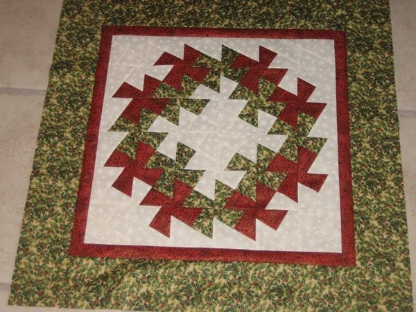 after with borders wreath quilt twister ideas twister Interesting Twister Quilt Pattern Wreath Gallery