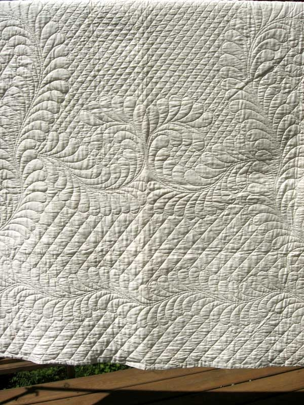 all white quilts and coverlets Cozy All White Quilt Patterns Inspirations