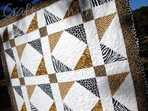 Permalink to Stylish Animal Print Quilt Patterns Inspirations