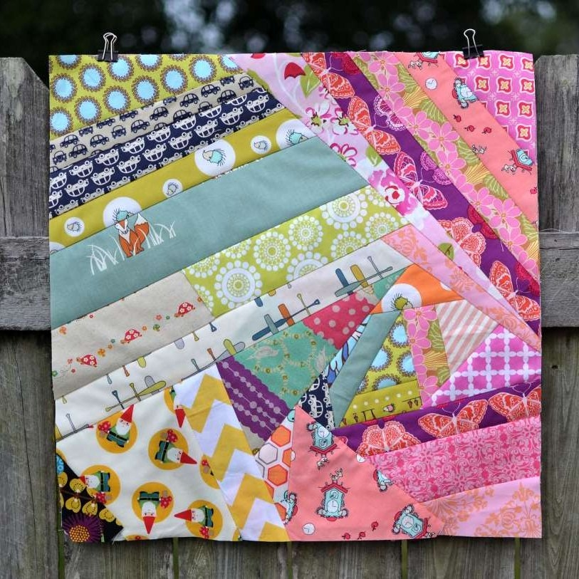 announcing crazy quilt block sewalong sewcanshe free Interesting Crazy Quilt Patterns For Beginners Gallery