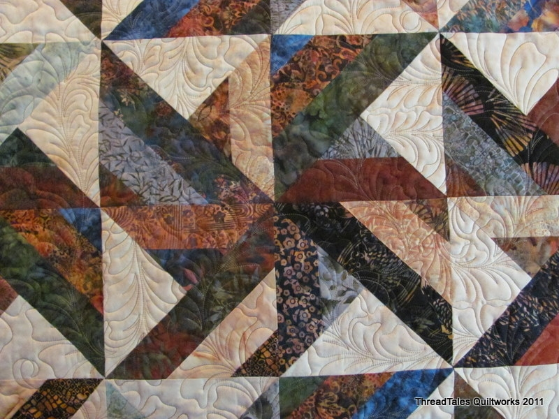 another trade winds quilt threadtales the stuff of life Cool Tradewinds Quilt Pattern