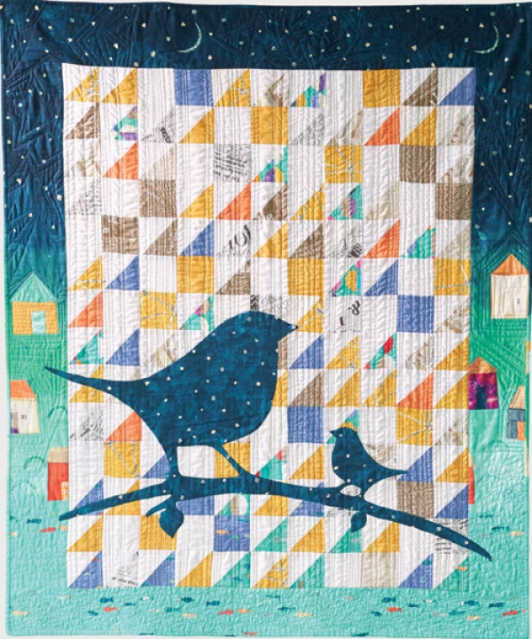 applique bird quilt pattern download Unique Applique Quilting Patterns