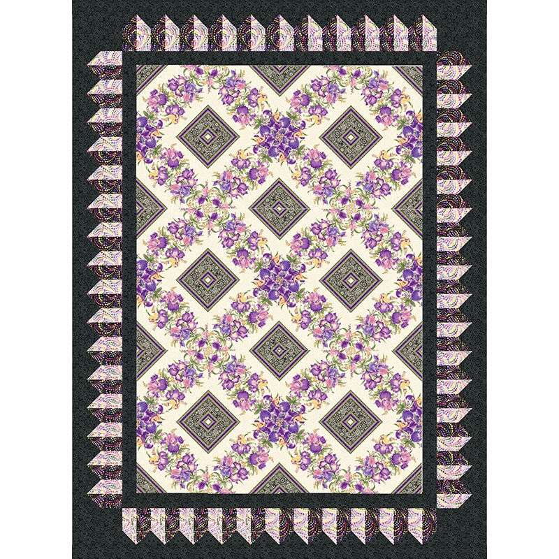 around the block pattern optional download Around The Block Quilt Pattern Gallery