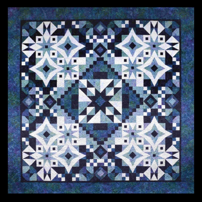 asteria block of the month Cool Quilt Of The Month Patterns Inspirations