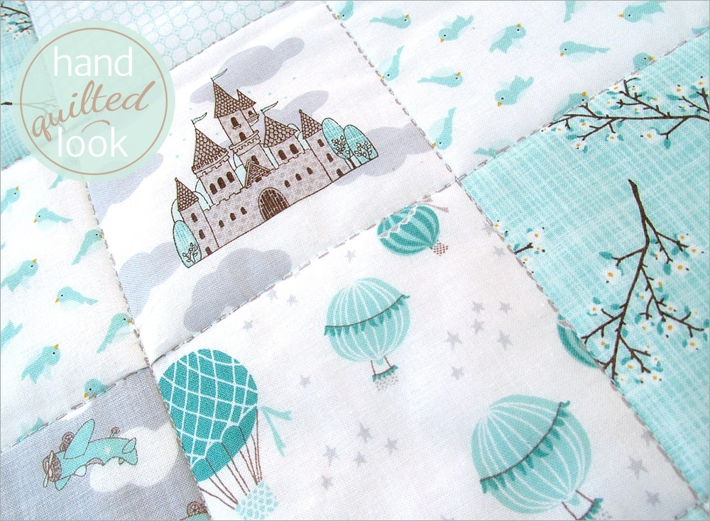 ba cheater quilt sew4home cheater quilt fabric quilt Unique Cheater Quilt Fabric