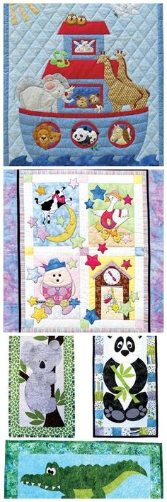 ba quilt patterns Modern Elegant Baby Quilt Fabric Panels Inspiration