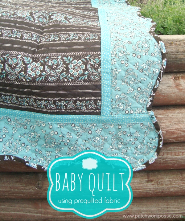 ba quilt tutorial with pre quilted fabric sewing 4 free Stylish Sewing With Pre Quilted Fabric Inspirations