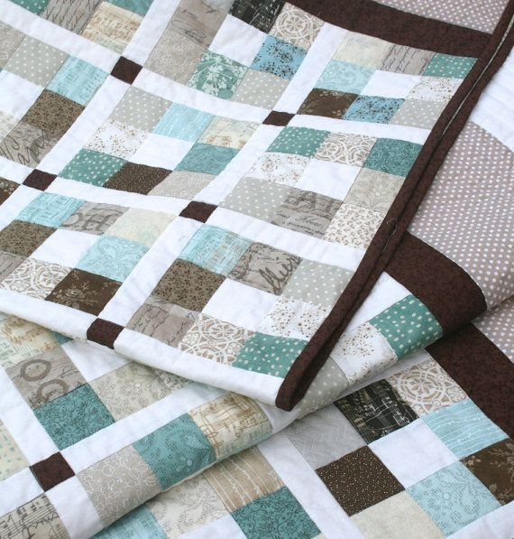 ba quilts this is an easy and modern pdf quilt pattern in Stylish Easy King Size Quilt Patterns Gallery