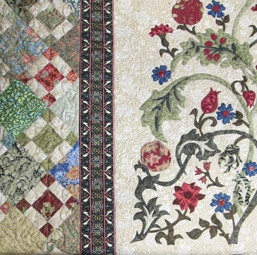 Permalink to Cool William Morris Quilt Patterns Inspirations