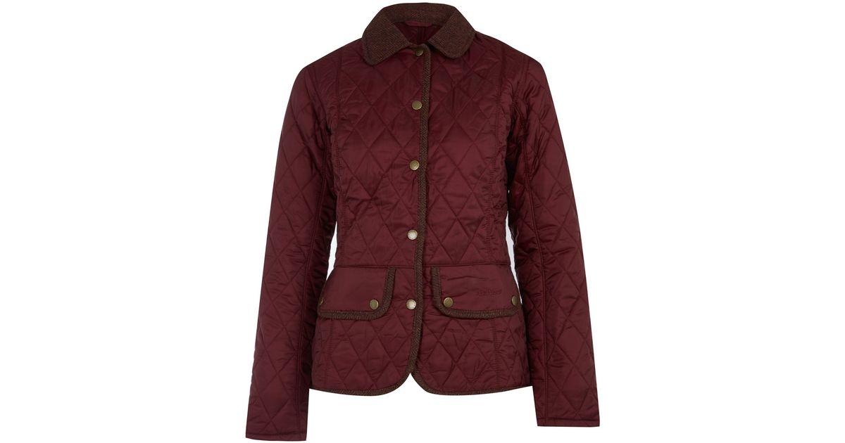 barbour purple burgundy vintage tweed quilted jacket Cool Barbour Vintage Tweed Quilted Jacket