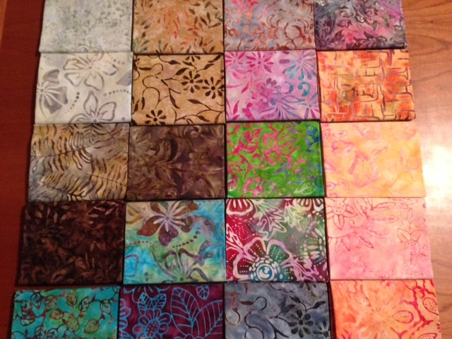 batiks fat quarter quilting fabric at luras fabric shop Elegant Fabric Bundles For Quilting Gallery